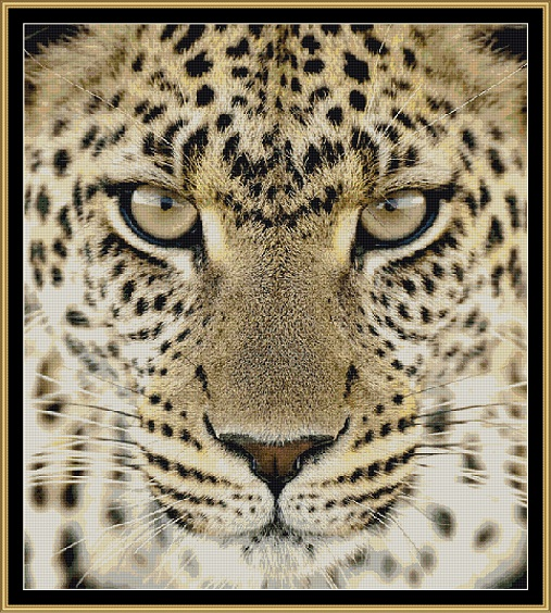 Leopard! Tapestry