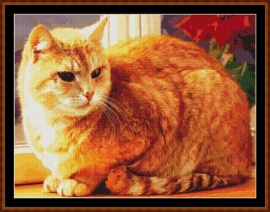 Ginger Cross Stitch