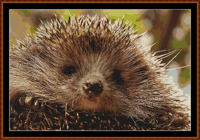 Prickles Cross Stitch