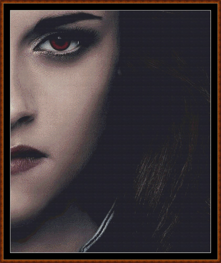 Twilight 2 Cross Stitch