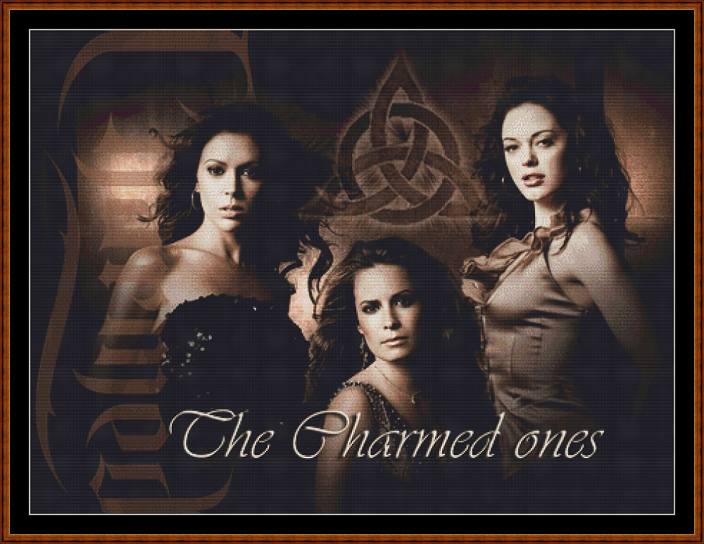 Charmed Cross Stitch