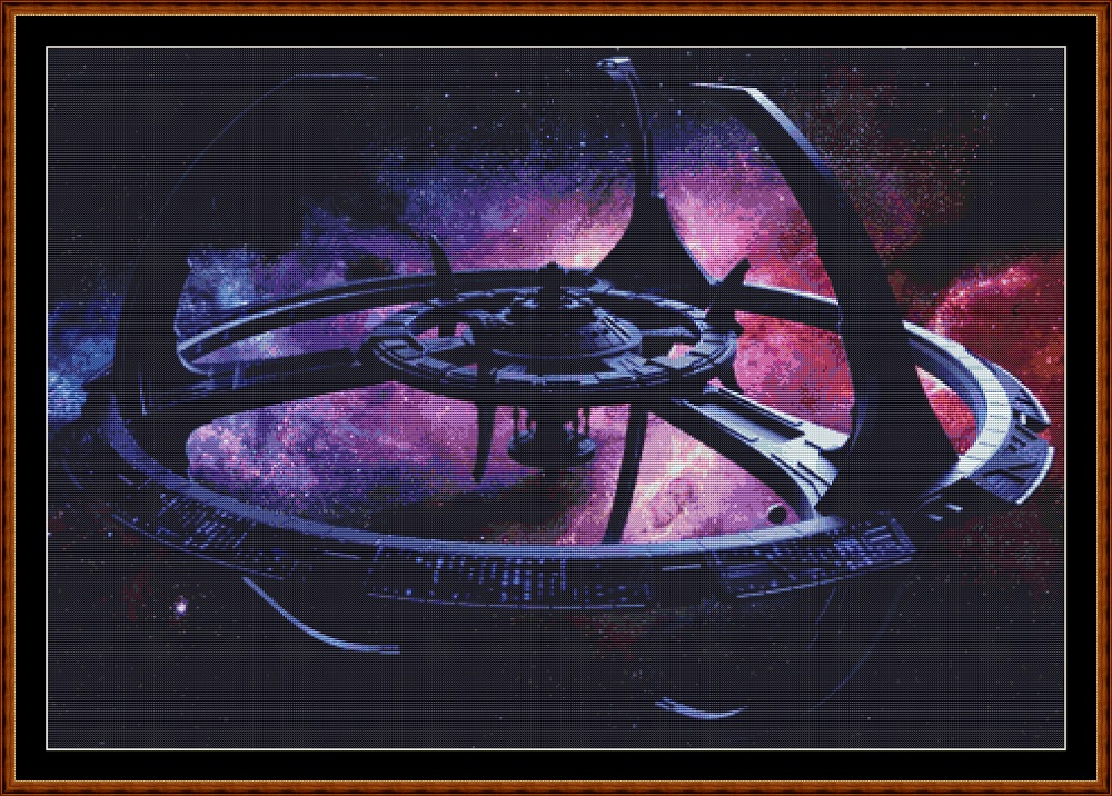 DS9 Cross Stitch