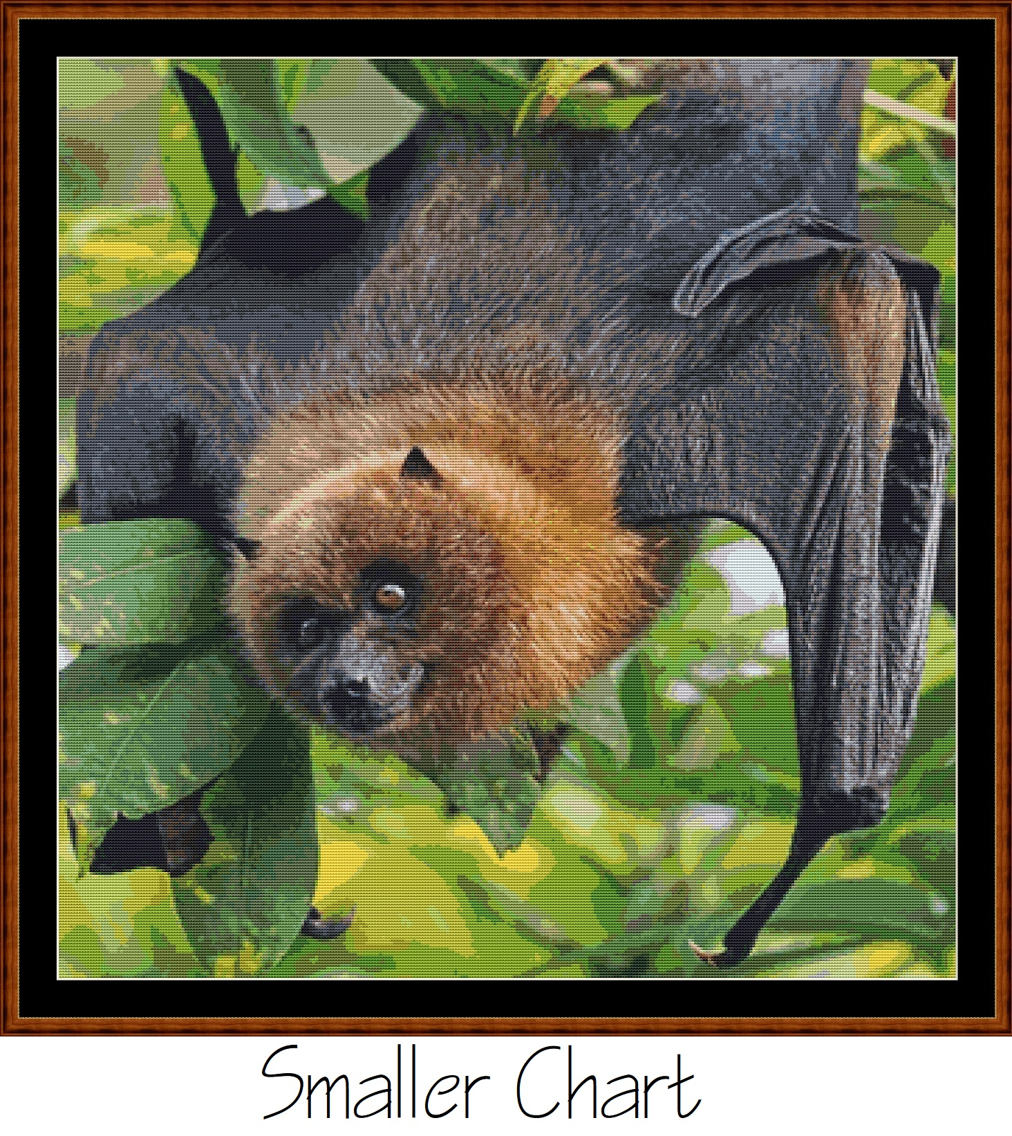 Batty Cross Stitch