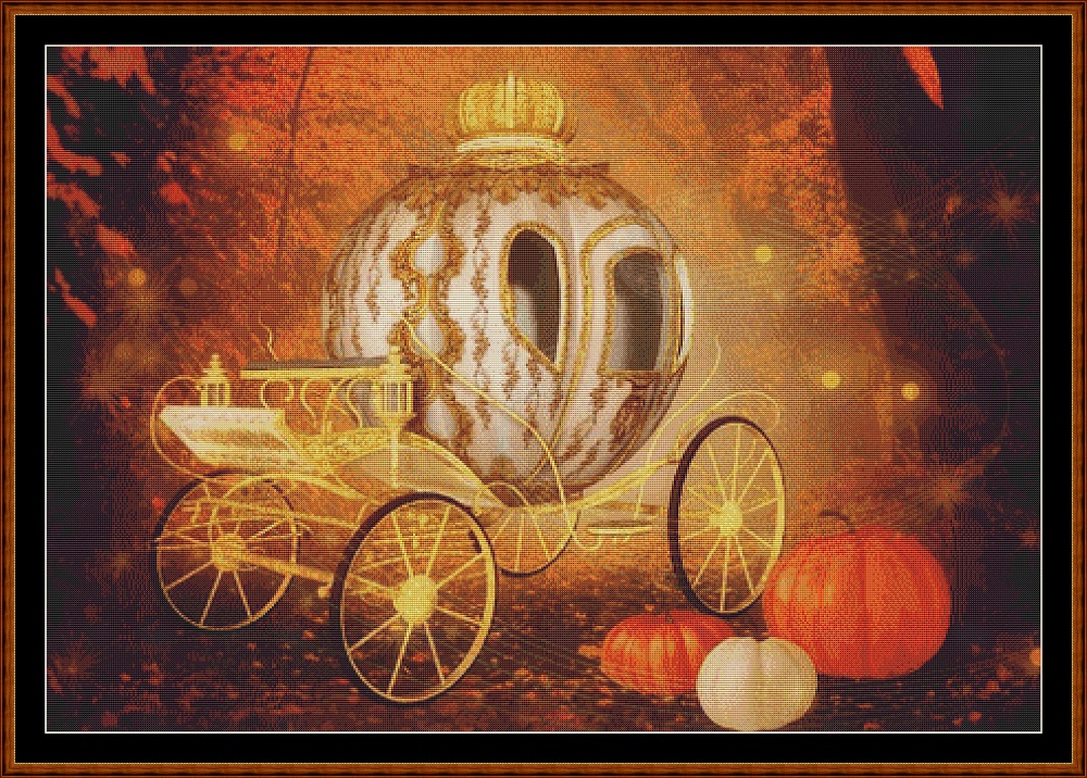 Fairytale Carriage